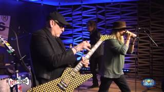 Cheap Trick in Levi's Lounge - 'Heart On The Line'