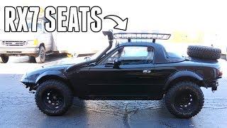 Budget Seat Upgrade For NA Miatas!