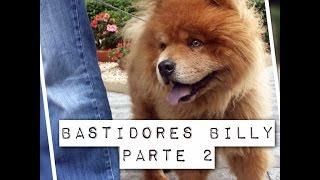 Bastidores Parte 2 - Billy, o chow chow agressivo na casa de Alexandre Rossi