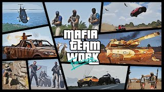 Mafia Team Work Freemode - Teaser 1