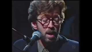 Eric Clapton - Unplugged - Worried Life Blues (HD)