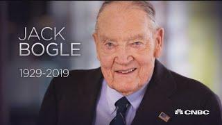 Vanguard Founder Jack Bogle dies at 89