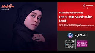 Let's Talk Music With Lesti