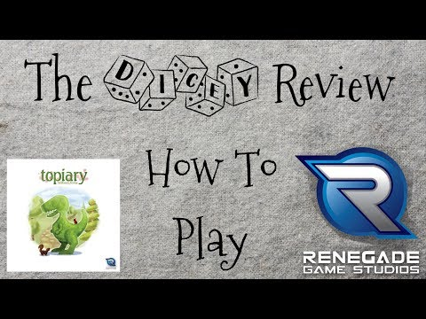 Topiary - A Dicey Walkthrough!
