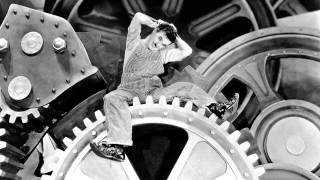 Charles Chaplin: Modern Times - Lunchtime