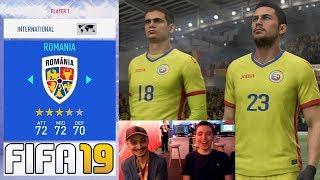 MECI SENZATIONAL ROMANIA VS UNGARIA LA FIFA 19 !!!
