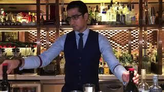 Devender Kumar From 8 12 Otto E Mezzo Bombana (Hong Kong): Negroni