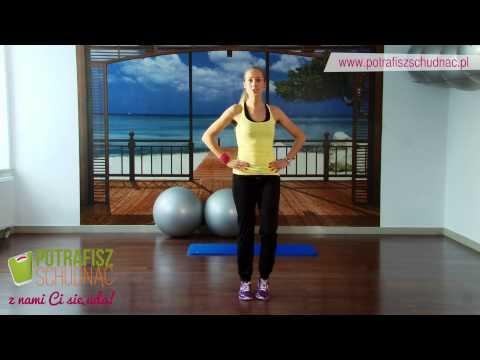 Trening na siłowni dla utraty wagi dla kobiet filmy