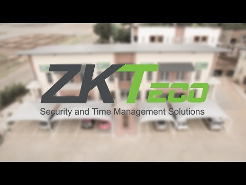 ZKTeco Company Introduction 2017