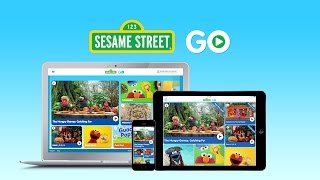 Sesame Street: Watch&Play with Sesame Street GO (App Preview)