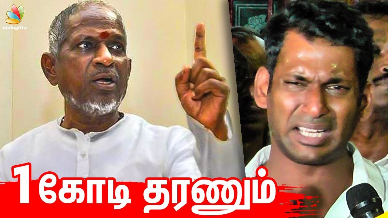 Vishal Failed to Pay Payment Dues to Ilayaraja : Producer T. Siva Interview | Isaignani 75
