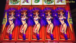 First Attempt★RIC Riches Slot, Stack Wild Luxury Slot & The Brady Bunch Slot at San Manuel Casino