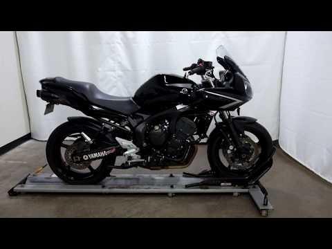 2009 Yamaha FZ6 in Eden Prairie, Minnesota - Video 1