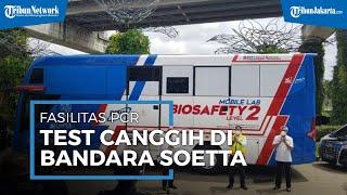 Pakai Truk Canggih, Hasil PCR Test di Bandara Soekarno-Hatta Bisa Jadi Dalam 8 Jam