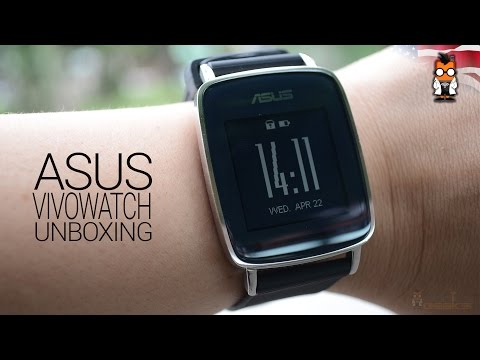 ASUS Vivowatch Unboxing & Initial Review