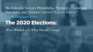 Click to play: The 2020 Elections: What Worked and What Should Change?