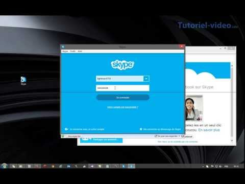 comment ouvrir multi skype