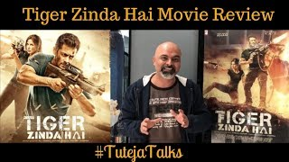 Tiger Zinda Hai Movie Review | Salman Khan | Katrina Kaif - #TutejaTalks