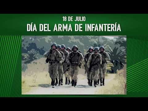 Día del Arma de Infantería 2019