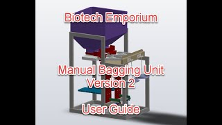 Manual Bagging Unit Instructions