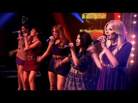The Saturdays - Missing You (Koko Pop - 13th November 2010)