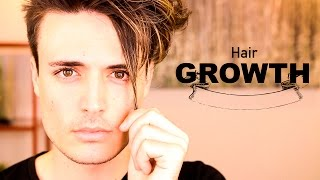 5 Hacks To SUCCESSFULLY Grow Out Your Hair | Mens Hairstyle Hacks