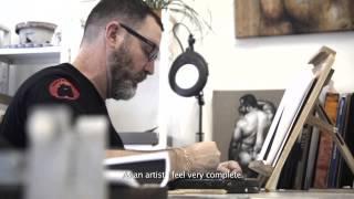 Chris Lopez: Artist