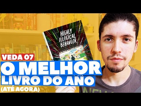 COMPORTAMENTO ALTAMENTE ILÓGICO (sem spoilers) | 3dudes (VEDA 07)