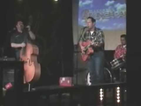 Rockabilly Country Blues WASTING YOUR TIME / DARRIN STOUT