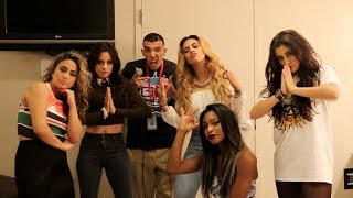 98.5 KLUC's Interview with Fifth Harmony! Marriage Proposals?!