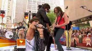 The All-American Rejects - Gives You Hell (Today Show Performance)
