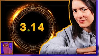 How To Memorize Pi - Learn 100 Digits of Pi - Pi Day 3-14 (22/7)