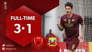 #AFCCup2020 : PSM MAKASSAR (IDN) 3-1 SHAN UNITED FC (MYA): Highlights