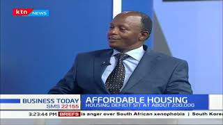 Tackling the housing question in Kenya   KTN BUSINESS TODAY