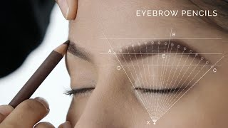 How To Get Beautiful Brows Using An Eyebrow Pencil | Glamrs Masterclass With Pallavi Symons