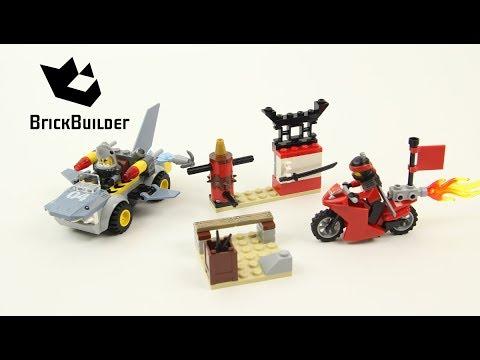 Vidéo LEGO Juniors 10739 : L'attaque du requin