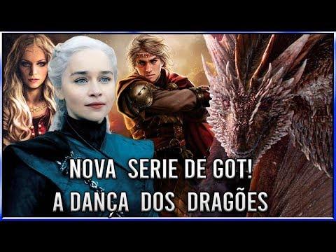 Nova Série de Game Of Thrones sobre a Dança Dos Dragões!