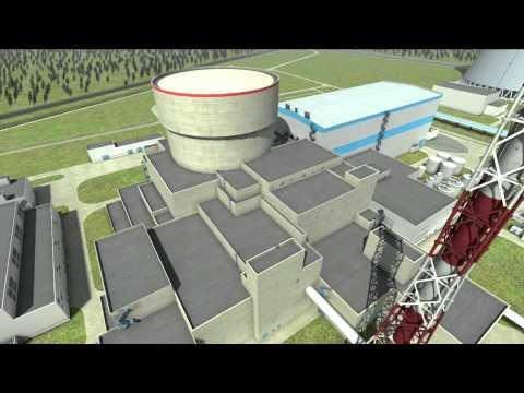 Pierwsza białoruska elektrownia jądrowa