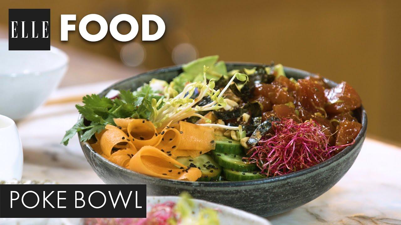 Recette – Le Poke Bowl – ELLE Cuisine