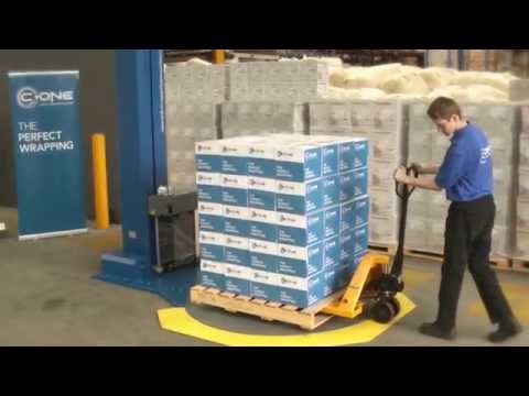 C-One Plana Pallet Wrapper