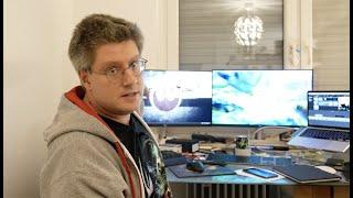 LG 27UL850-W 4K USB-C Monitor Test Fazit nach 4 Wochen