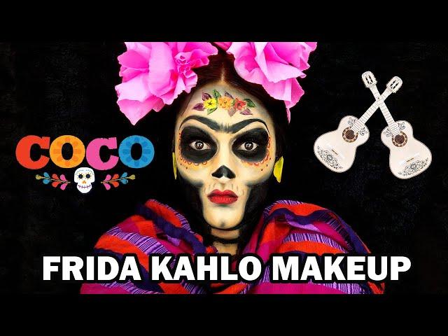 Frida-kahlo-makeup-tutorial