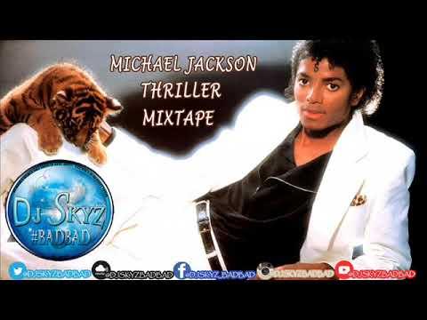 MICHAEL JACKSON THRILLER MIXTAPE#BADBAD