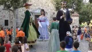 preview picture of video 'Comiat cercavila Orrius'