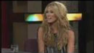 Delta Goodrem - Interview - Rove 2007