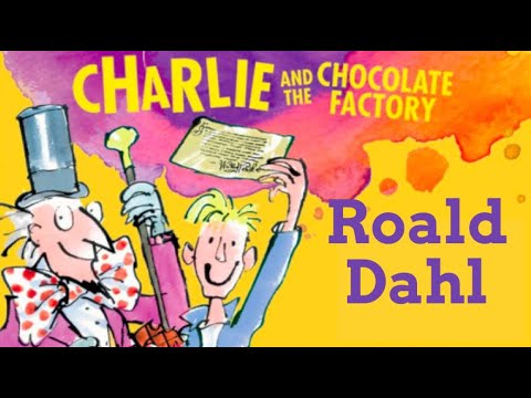 Roald Dahl | Charlie and the Chocolate Factory - Full audiobook with text (AudioEbook)