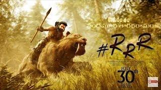 RRR - Roudram Ranam Rudhiram trailer 2