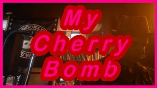 My Cherry Bomb live! at Rain Dogs