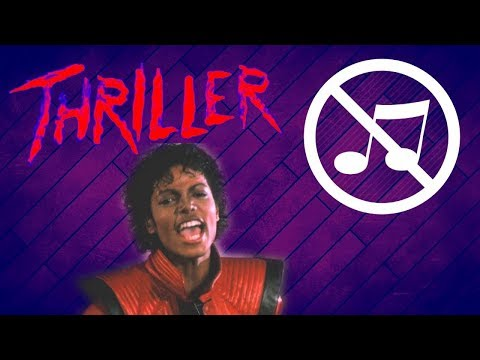Michael Jackson - THRILLER | Without Music