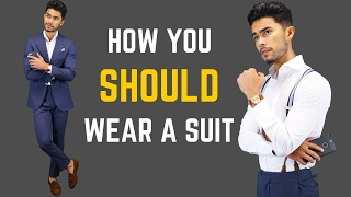 4 Secrets to Look Sexier in a Suit